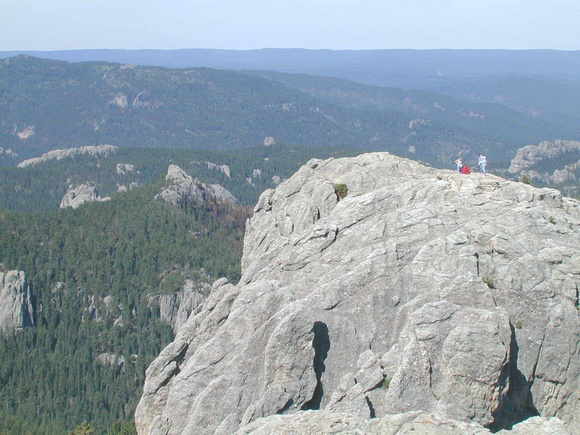 Harney's Peak, South Dakota